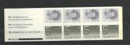1982  MNH PB 27a  Nederland Postfris - Booklets