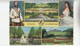 BF29276 Wien Schloss Schonbrunn  Austria   Front/back Image - Château De Schönbrunn