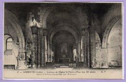 36 - ARDENTES -- Intérieur De L´Eglise St Vincent - N° 17 - France