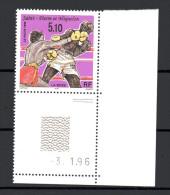 SPM  N° 625** - 5 F 10   (  0,78 € ) -  La Boxe - - St.Pierre & Miquelon