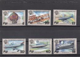 Fiji Nº 482 Al 487 - Fiji (1970-...)