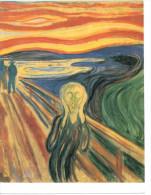 Thème - Art - Peinture - Edvard Munch Il Grido - Le Cri - Pittura & Quadri