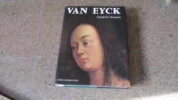 KUNST KUNSTBOEK HUBERT & JAN VAN EYCK E DHANENS ART BOOK B508 - Beaux-Arts