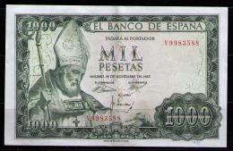 BILLETE DE 1000 PESETAS DE 1965 - MUY BONITO - [ 3] 1936-1975: Regime Van Franco