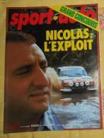 SPORT AUTO. N°203. DÉCEMBRE 1978. JEAN PIERRE NICOLAS. - Sport