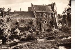 0-4500 DESSAU - ROSSLAU, Burg, 1966 - Rosslau