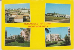 R :  Calvados : HEROUVILLE  ST  CLAIR ;  Montmorency   : Vues  1973  (  Prés  Caen ) - Herouville Saint Clair