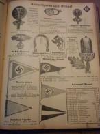 Ersatzteilkatalog - f�r Automobile und Motorr�der , 1935 , �ber 700 Seiten !!! Ardie , DKW , NSU , BMW , Mercedes , NSKK
