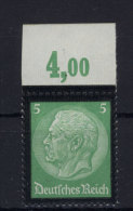 Deutsches Reich Michel No. 549 P OR ** postfrisch