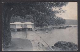 CROATIA - Opatija, Abbazia, Old Postcard, Year 1907 - Kupalište, Swimming, Schwimmen - Croatie