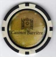 Jeton Magic : Casinos Barrière - Casino