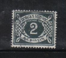 W 1869 - IRLANDA 1925 , Segnatasse Il N. 3 Usato - Segnatasse