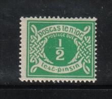W 1870 - IRLANDA 1940 , Segnatasse Il N. 5  *  Mint - Segnatasse
