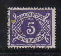 W1872 - IRLANDA 1940 , Segnatasse Il N. 10  Usato - Segnatasse