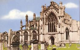 The Abbey, Melrose, Scotland - Unused - Roxburghshire