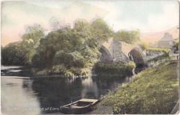 Old Bridge, Bridge Of Earn, Perthshire, Scotland - Unused - Perthshire