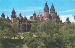 The Art Gallery, Glasgow, Scotland - PT 35267 Unused
