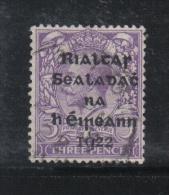 W 1873 - IRLANDA , Il 3 Penny Violetto  Usato - Usati