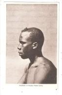 NIGERIA KANO NIGERIA - A Hausa From Kano - SCARS TO FACE Scarifications ETHNIC TRIBE Nigéria Niger - Nigeria