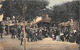 CPA 63 CHATELGUYON SOURCE YVONNE - Châtel-Guyon