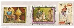Lebanon Used Stamps - Lebanon