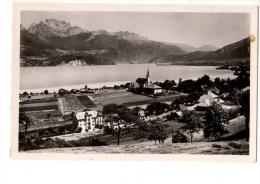 74----LAC D'ANNECY-SEVRIER---vue Générale Et La Tournette---voir 2 Scans - Autres Communes