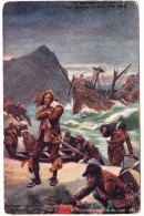 Admiral Sir George Summers Wrecked On The Bermudas (R. Tuck Postcard) - Bermuda