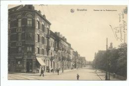 Bruxelles. Avenue De La Brabançonne. - Avenues, Boulevards