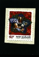 NEW ZEALAND - 1999  CHRISTMAS  SELF ADHESIVE  MINT NH - Neufs