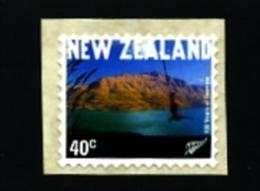 NEW ZEALAND - 2001  40 C. TOURISM  PERF. 10 PHOSPHOR FRAME  EX COIL  MINT NH - Nuovi