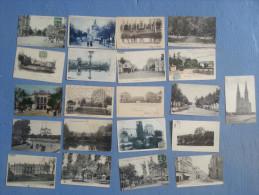 CP Carte Postale LOT 21 Cartes Indre Châteauroux - Cartes Postales