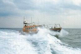 Postcard - Bridlington Lifeboat, Yorkshire. E - Altri