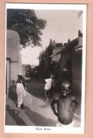 RP NIGERIA KANO STREET ETHNIC POSTCARD RP Nigéria Carte-photo By CMS BOOKSHOP LAGOS - Nigeria