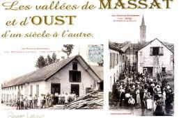 Ariège  Les Vallées D´Oust Et De Massat ,aulus,Biert,couflens,erc é,,rogalle,seix,sentenac, Soueix,ustou Etc A PRIX NET - Midi-Pyrénées