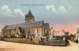 76 Sotteville Sur Mer. L'eglise - Autres Communes