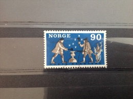 Noorwegen / Norway - Noors Handwerk (90) 1968 - Gebruikt