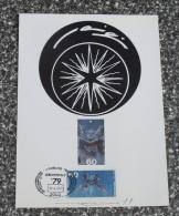 Gedenkblatt Hamburg Ph. Otto Runge  #XL540 - Astrologie