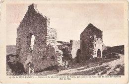 29. ILE DE BATZ. Ruines De La Chapelle Romane De Penity. 15 - Ile-de-Batz