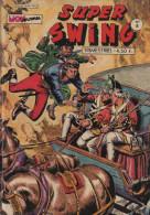 SWING SUPER N° 4 BE MON JOURNAL 12-1980 - Captain Swing