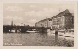 ALLEMAGNE,GERMANY,DEUTSCH LAND,BERLIN En 1940,pont Détruit,rare,bateau De Pèche,rare - Unclassified