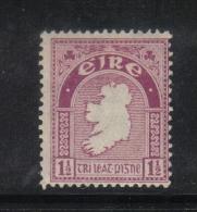 W 1889 - IRLANDA , Il  1 1/2 Penny  Lilla * Mint - 1922 Governo Provvisorio