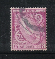 W1894 - IRLANDA , Il  6 Penny Violetto N. 48 Usato - Usati