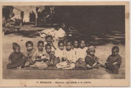 11 BIRMANIE MAYMYO  LES BEBES A LA CRECHE - Myanmar (Birma)