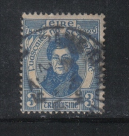 W1900 - IRLANDA , 3 P. N. 56 . O'Connell - 1922-37 Stato Libero D'Irlanda