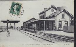 FERE CHAMPENOISE LA GARE - France