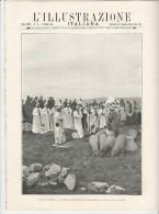 1907 Italian Magazine  MEDINA Madinah MECCA  Makkah SAUDI ARABIA  Al-Mamlakah Al-Arabiyah As-Sa'udiyah - Voor 1900