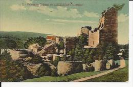 Lutzelburg  Ruines Du Chateau - Autres Communes