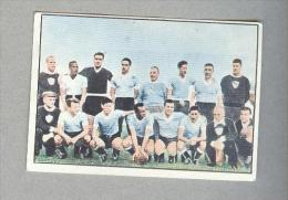 URUGUAY....1950..CALCIO..COPPA.. .MUNDIAL... .SOCCER...WORLD CUP..FIFA....FOOTBALL - Trading Cards