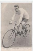 CYCLISME  MICHELETTO,routier Italien - Ciclismo