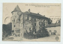 Saint-Pierre-Eynac (Haute-Loire) : Le Château De Bonneville En 1920 (animé) PF . - Other Municipalities